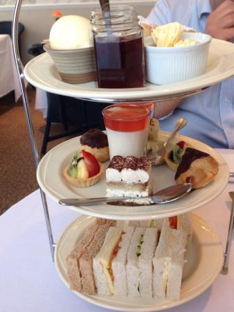 Best Western Grosvenor Hotel: Lovely afternoon tea