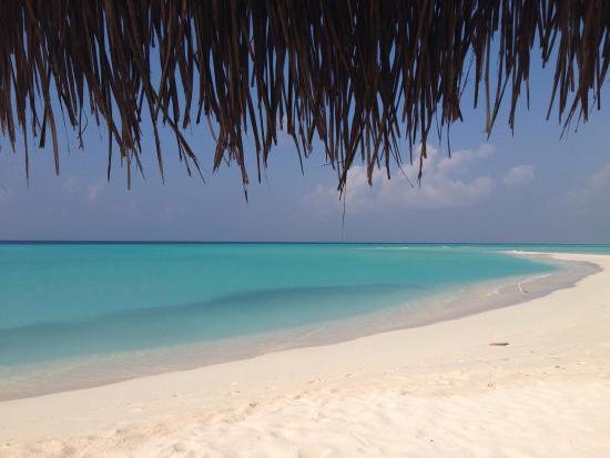 Madhiriguraidhoo Island : Il paradiso è qui..