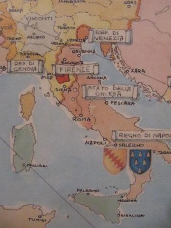 L Italia Al Tempo Di Dante Picture Of Casa Di Dante