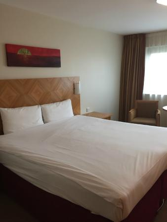 Aspect Hotel Dublin Parkwest : Bedroom