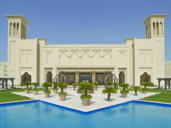 جراند حياة الدوحة: Exterior