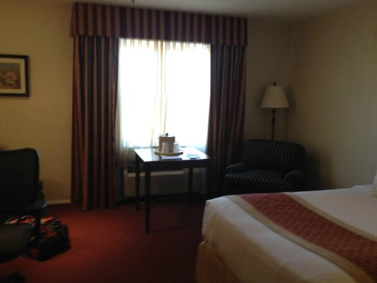 BEST WESTERN Westfield Inn: :Lovely room, and very clean.