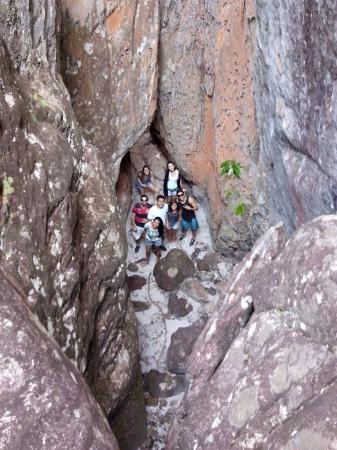 Salitre Grotto: Aventura e histórias pra contar