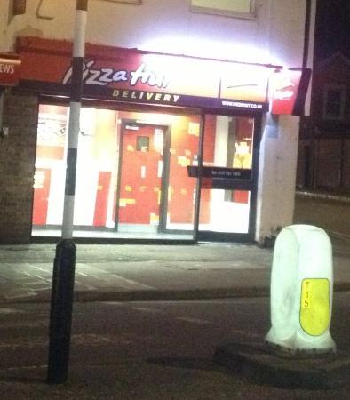 Pizza Hut Bristol 323 Two Mile Hl Photos Restaurant