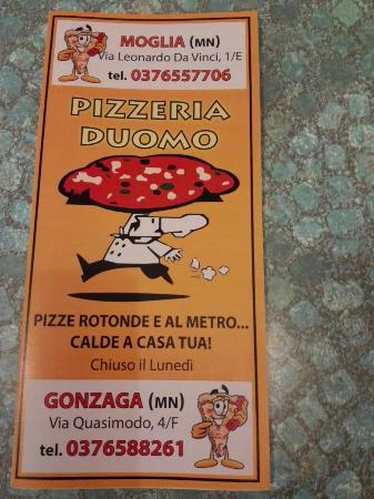 pizzeria duomo di mascolo nicola e c. snc