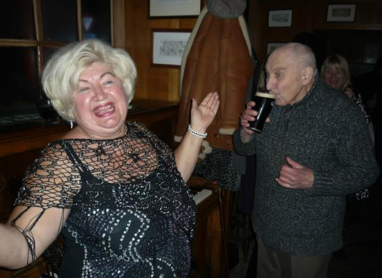 The Coach & Horses: Betty and Billy