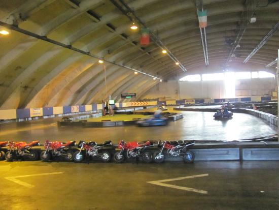 Chippenham go karting