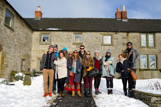 Uppermoor Farmhouse and Holiday Cottages: The group
