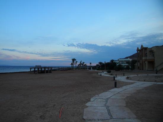 Sea Sun Hotel Dahab: вид на море