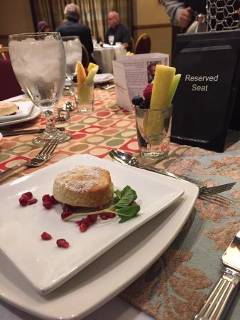 Hilton Phoenix/ Mesa: Appetizer