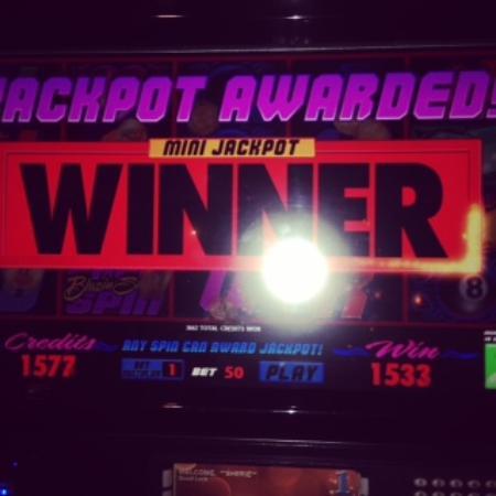 Barona Casino: #Winning