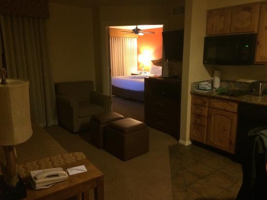 Villas de Santa Fe: 1 bedroom