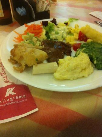 Restaurante Kilograma