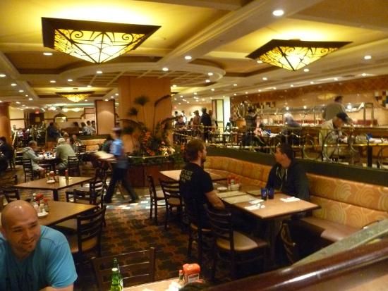 California Hotel Market Street Cafe