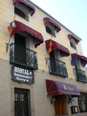 Hostal Goya