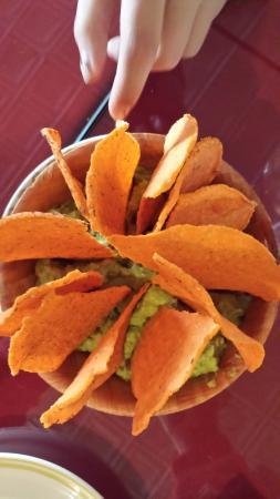 Rolando's Restaurante: Guacamole