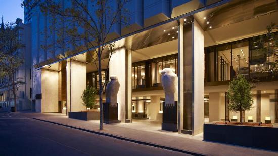 Grand Hyatt Melbourne: Exterior