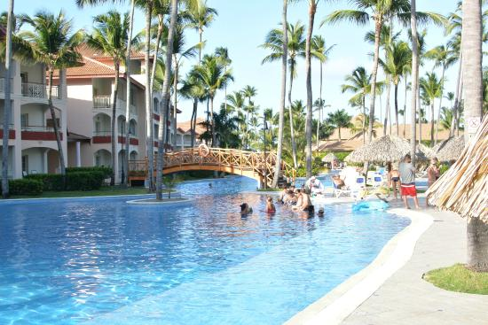 Central Swimming Pool Picture Of Majestic Colonial Punta Cana Bavaro Tripadvisor