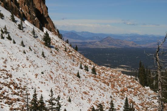 روكي ماونتن لودج آند كابينز: Climbing Pike's Peak