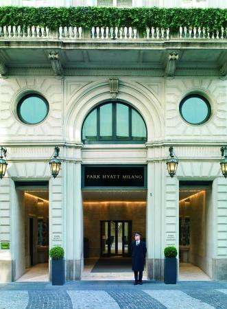 Park Hyatt Milan: Exterior