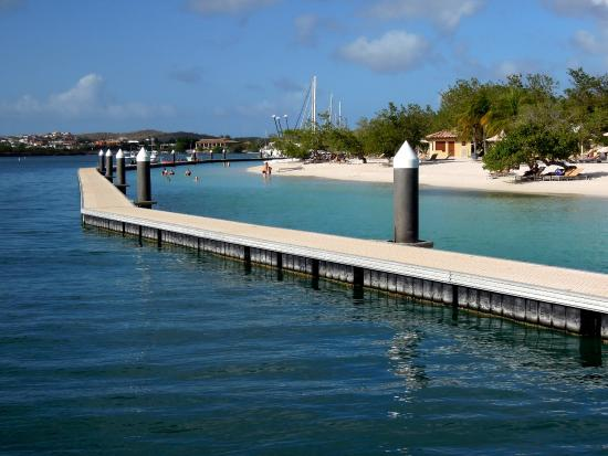 Santa Barbara Beach Golf Resort Curacao Directo A La Marina