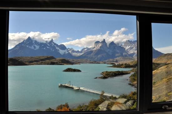 explora Patagonia - All Inclusive: View from our room.