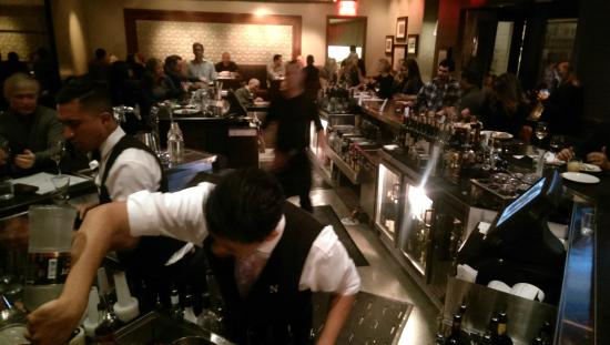 Nicks Open Kitchen - Picture of Nick\'s Manhattan Beach, Manhattan ...