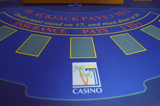 Casablanca blackjack