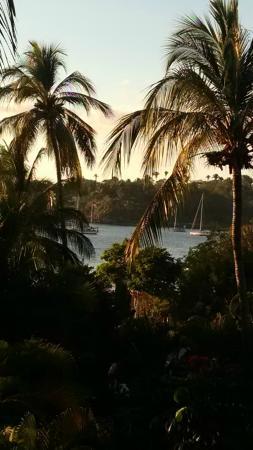 Mar de Jade Retreats Wellness Vacation: View from Garden rooms