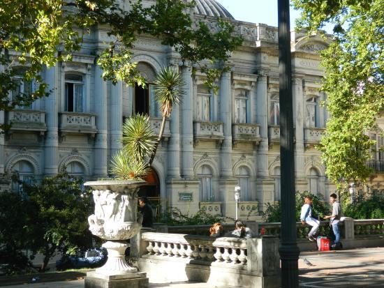 Plaza de Cagancha