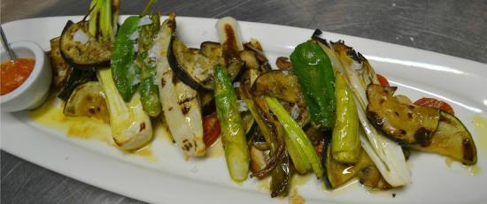 Menestra de verduras de temporada