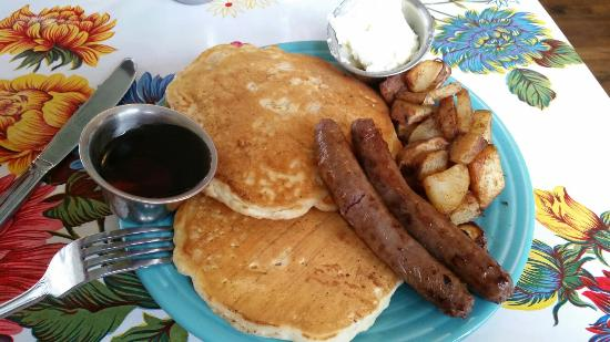Pancakes Picture Of The Farmer S Table Cafe Fayetteville