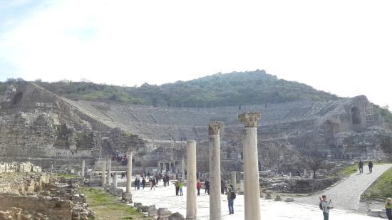 Arcadian Way Vista desde El Gran Teatro. - Picture of ...