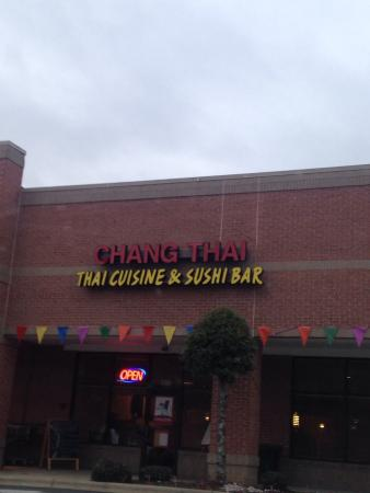Chang Thai pfafftown