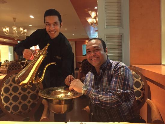Osmanly Restaurant : أحسن مطعم تركي