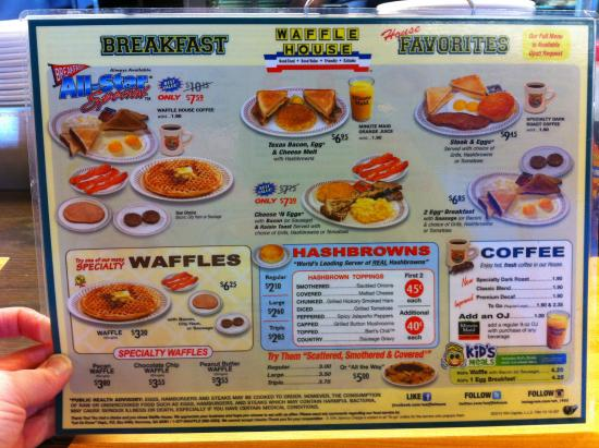 Picture Of Waffle House, Kissimmee
