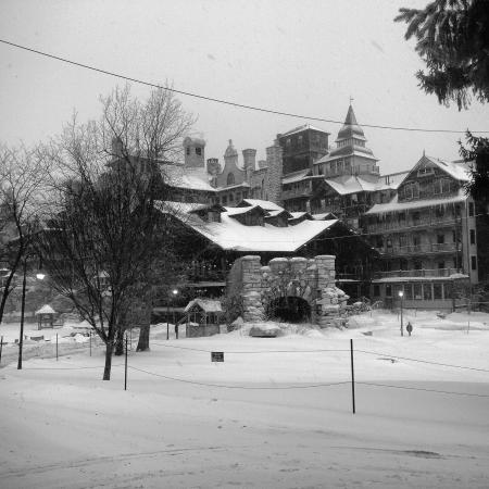 New Paltz, NY: Mohonk Mountain Lodge