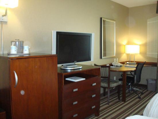 Hampton Inn & Suites - Merced: Room view