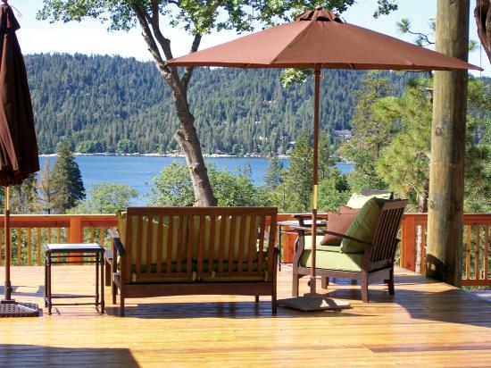 UCLA Lake Arrowhead Conference Center: The Zen Deck