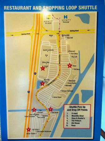 Shuttle Map - Picture of HYATT house Fort Lauderdale Airport ... on freeport cruise port map, nassau cruise port map, ft lauderdale fl airport map, fort lauderdale air port map, barcelona cruise port map, amsterdam cruise port map, aruba cruise port map, jamaica cruise port map, manhattan cruise port map, aruba cruise terminal map, cabo san lucas cruise port map, montego bay cruise port map, venice cruise port map, huatulco cruise port map, belize city cruise port map, key west cruise port map, miami cruise port map, philipsburg st. maarten cruise port map, boston cruise port map, freeport cruise terminal map,