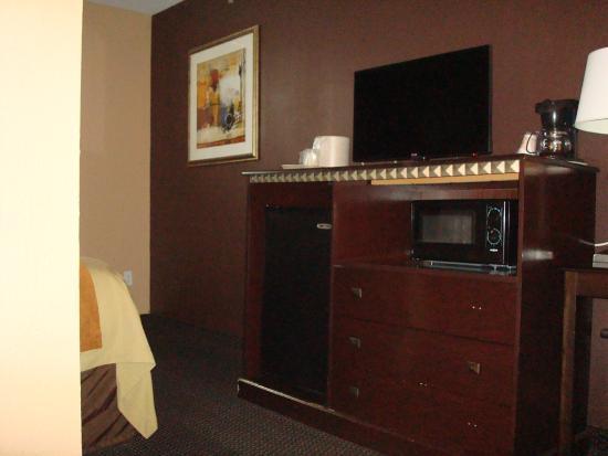 Comfort Inn & Suites Ozone Park: Room view