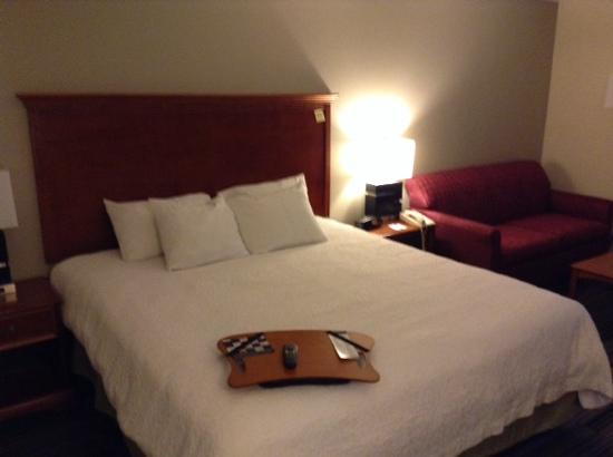 Hampton Inn Bowling Green: Room 201