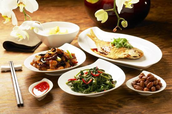Coffee Lounge : Taiwan Porridge a la carte Buffet