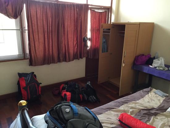 Jaidii Guesthouse: Hab. Balcón.