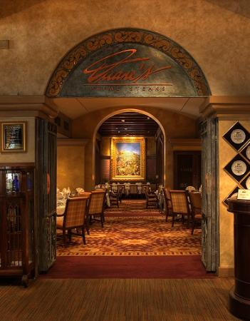 The Mission Inn Hotel and Spa: Duane's Prime Steaks & Seafood