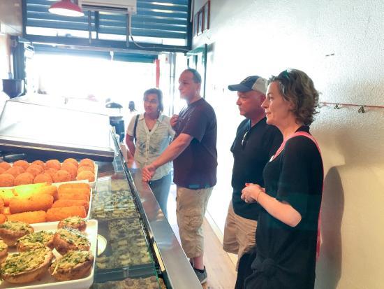 Zest Food Tours of Auckland: Urban Village Delights