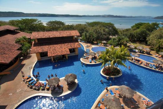 Allegro Papagayo: pool view