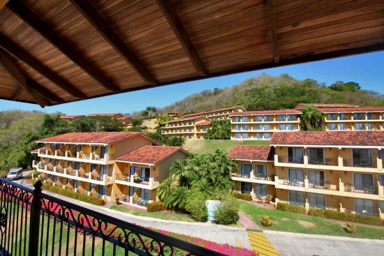 Allegro Papagayo: hotels buildings
