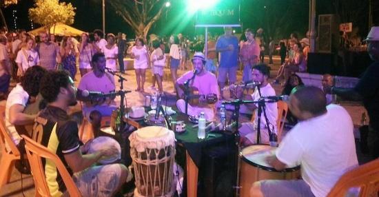 Santo Antonio Alem do Carmo (Capoeira) fort : Roda de samba - Grupo Botequim