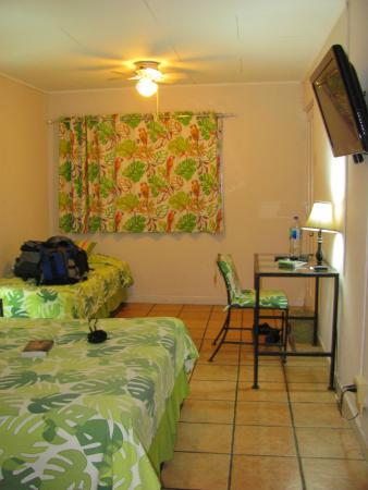 Kekoldi Hotel : Room view